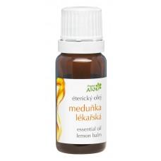 Мелиссовое эфирное масло Original Atok