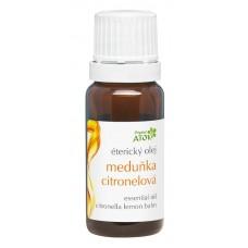 Мелиссы цитронелловой эфирное масло Original Atok
