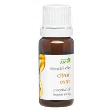 Лимонное экстра эфирное масло Original Atok