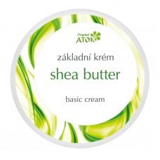 Крем для лица базовый «SHEA BUTTER» Original Atok
