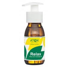 Массажное масло «РЕЛАКС» Original Atok