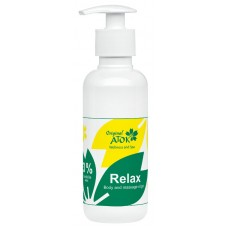 Массажное гелевое масло «РЕЛАКС» 3% Original Atok
