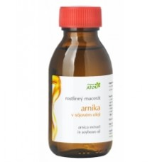 Арника, масляный экстракт ( мацерат) 100мл Original Atok