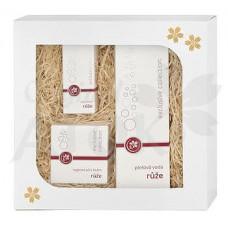 Эксклюзивный подарочный набор Роза для сухой и зрелой кожи Original Atok